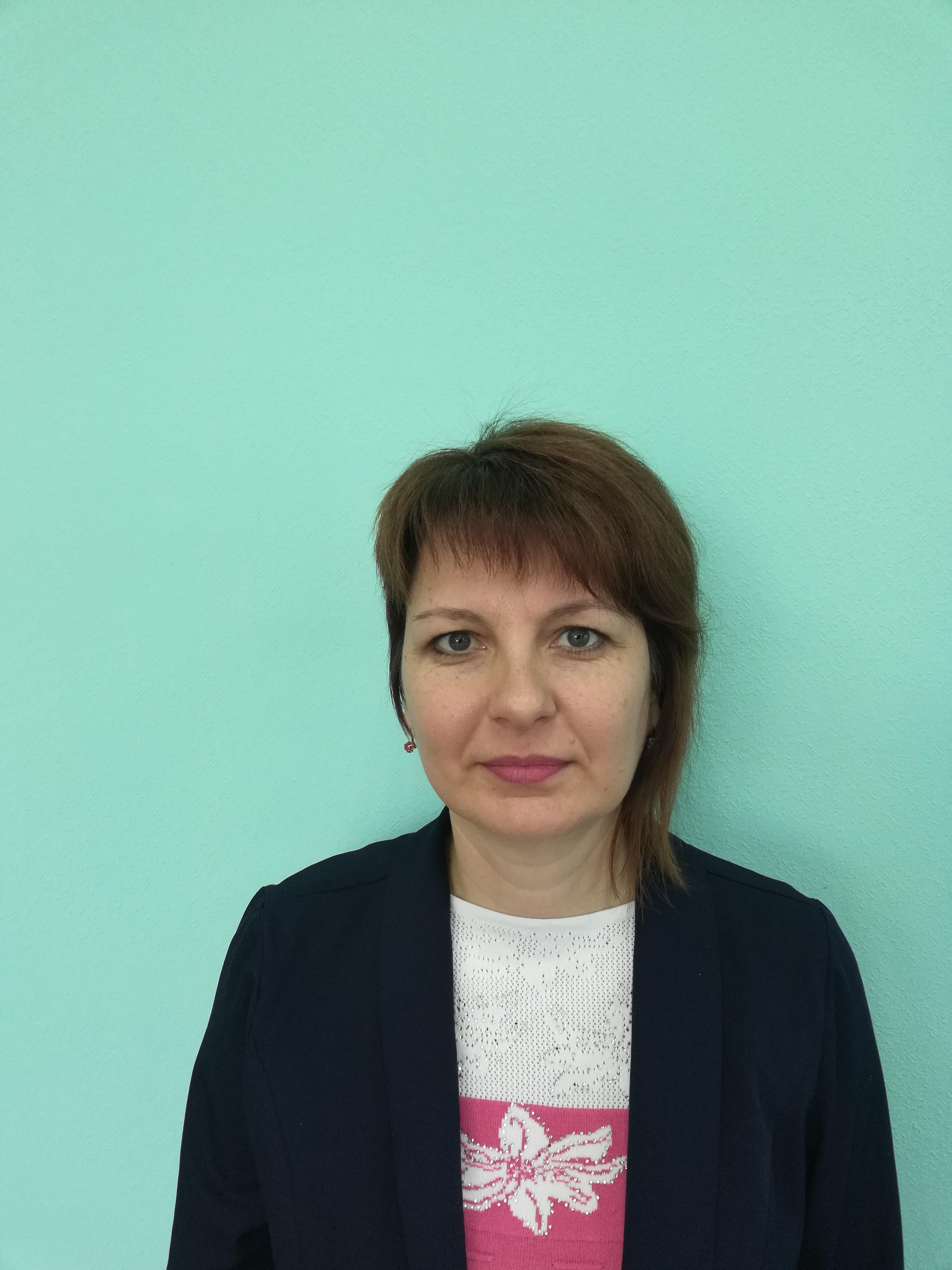 Белая Наталья Анатольевна