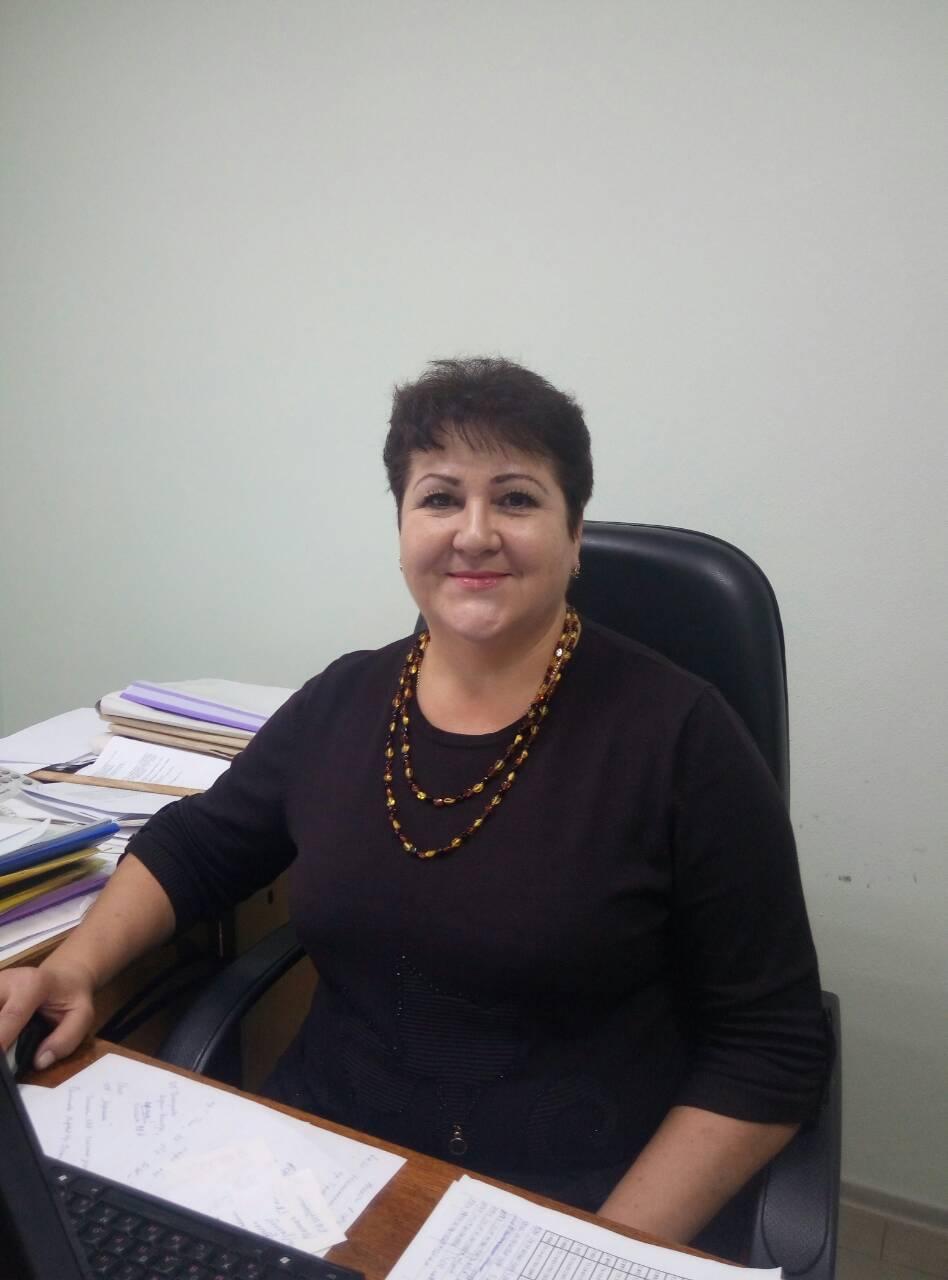 Басманова Наталья Юрьевна